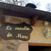 Le Moulin de Marc - Bienvenue